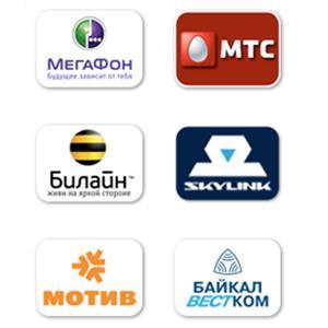 Операторы сотовой связи Медвенки
