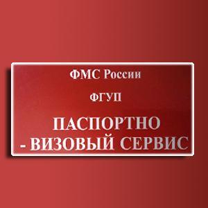 Паспортно-визовые службы Медвенки