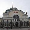 Железнодорожные вокзалы в Медвенке