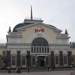 Железнодорожные вокзалы Медвенки